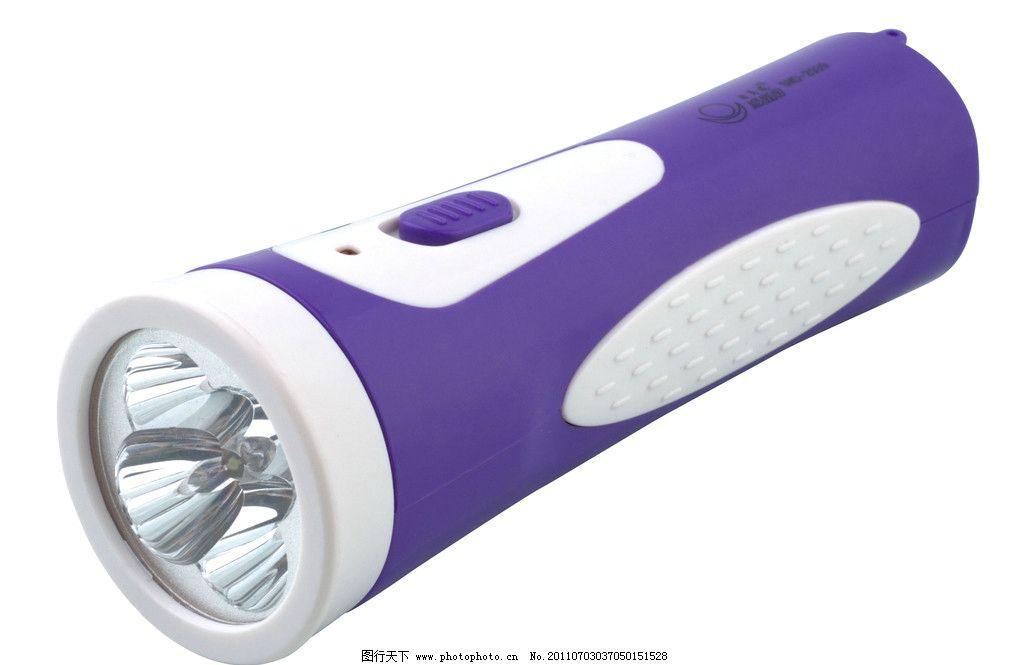 led 充电 手电筒图片