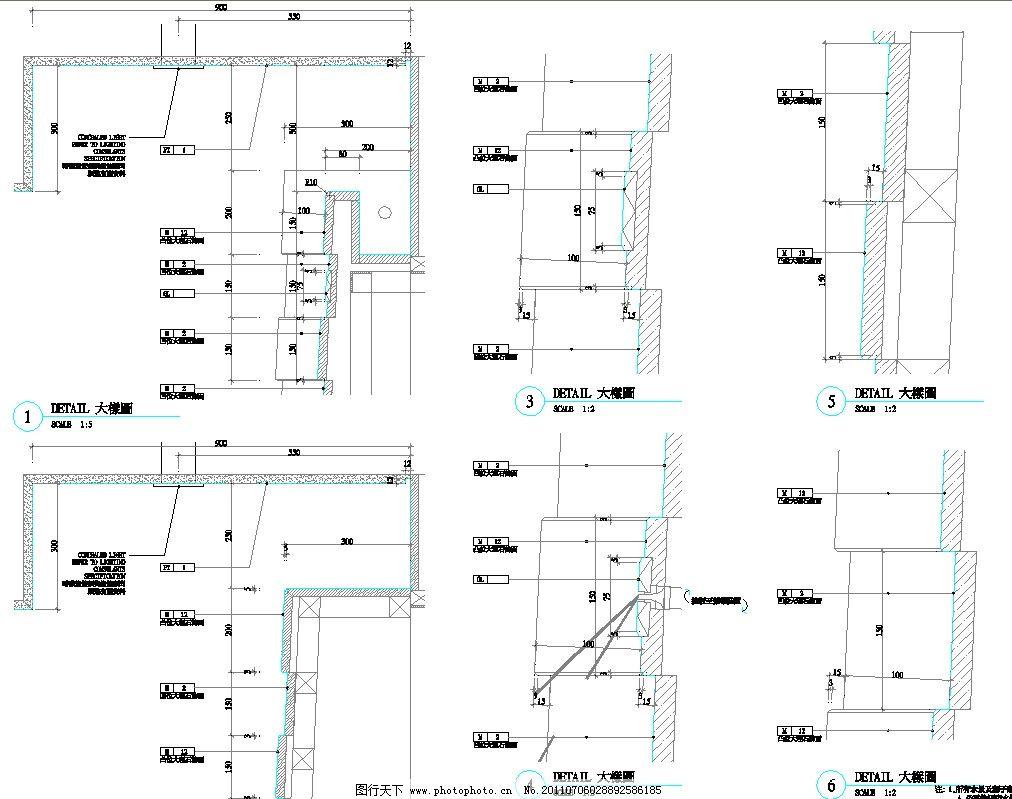 素材 装修 装饰 施工图 室内设计 楼层 住宅楼 宿舍楼 小区 花园 公寓