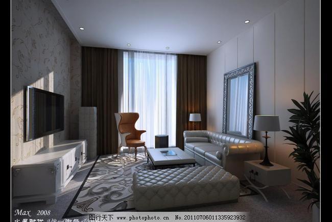 角线 欧式沙发 皮革 墙纸 设计 简欧客厅 角线 欧式沙发 银镜 皮革