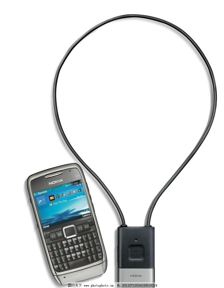 诺基亚/诺基亚蓝牙耳机和e71图片