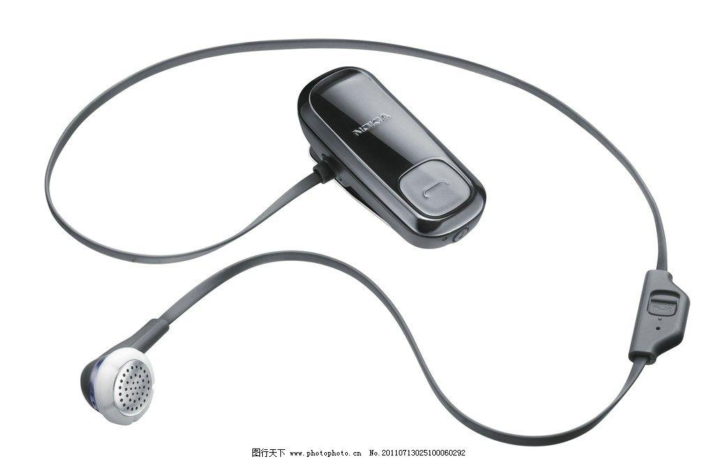 诺基亚/诺基亚蓝牙耳机 bh 608图片