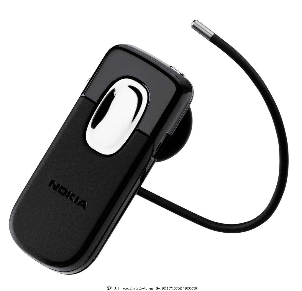 诺基亚/诺基亚蓝牙耳机 bh 801图片