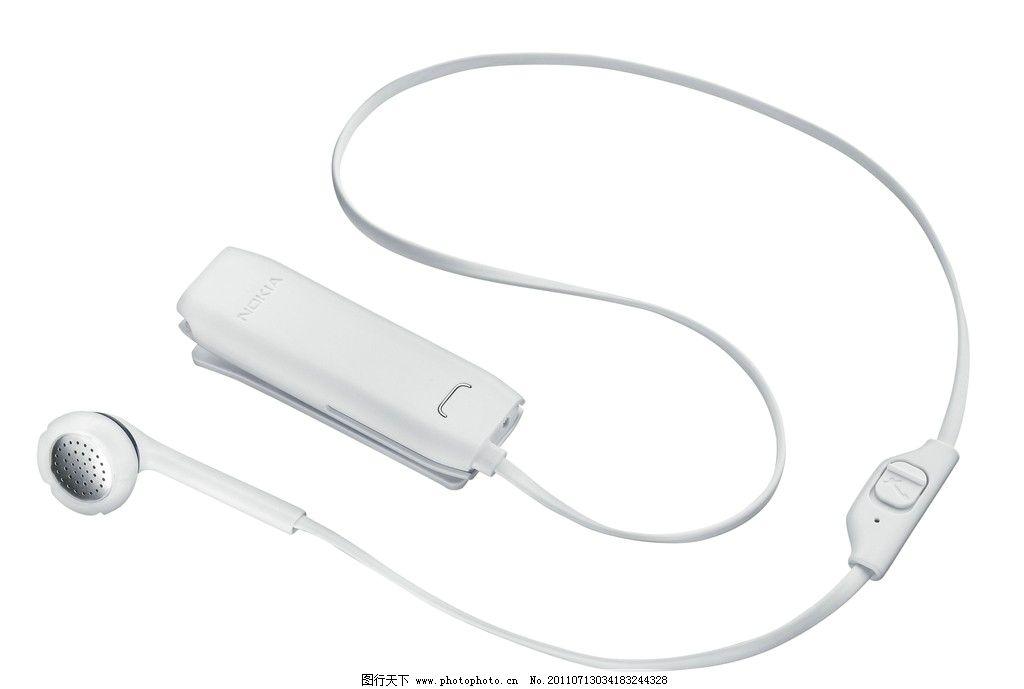 诺基亚/诺基亚蓝牙耳机 bh 218图片