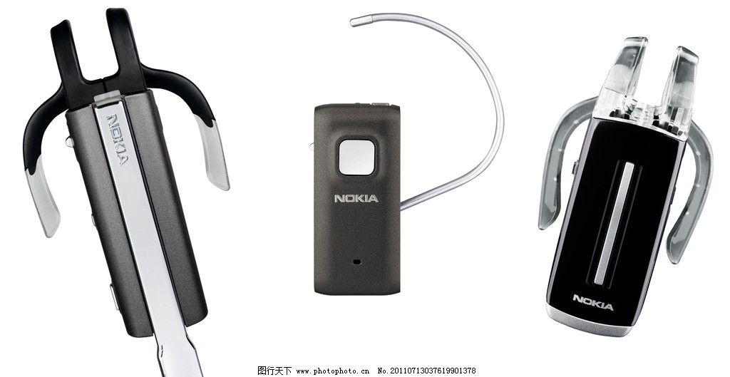 诺基亚/诺基亚蓝牙耳机 bh_200_800_900图片