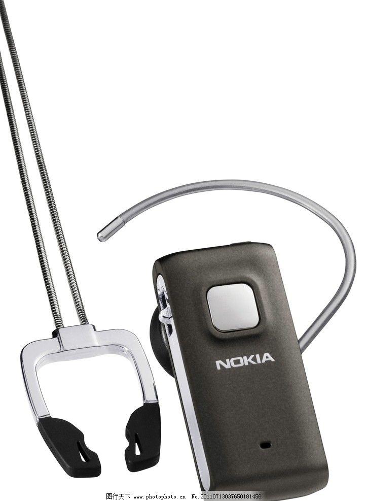 诺基亚/诺基亚蓝牙耳机 bh_800图片