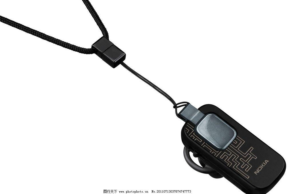 诺基亚/诺基亚蓝牙耳机 bh 201图片