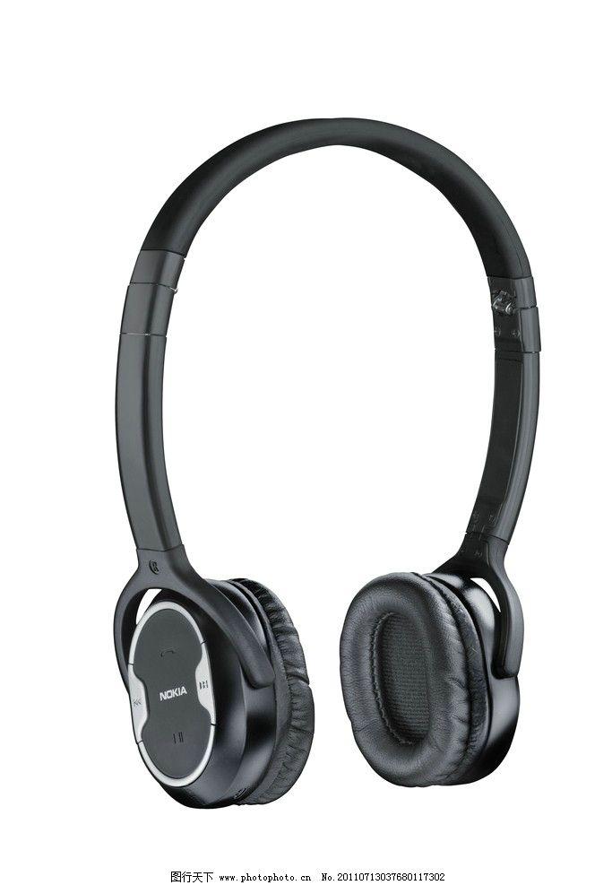 诺基亚/诺基亚蓝牙耳机bh 504图片