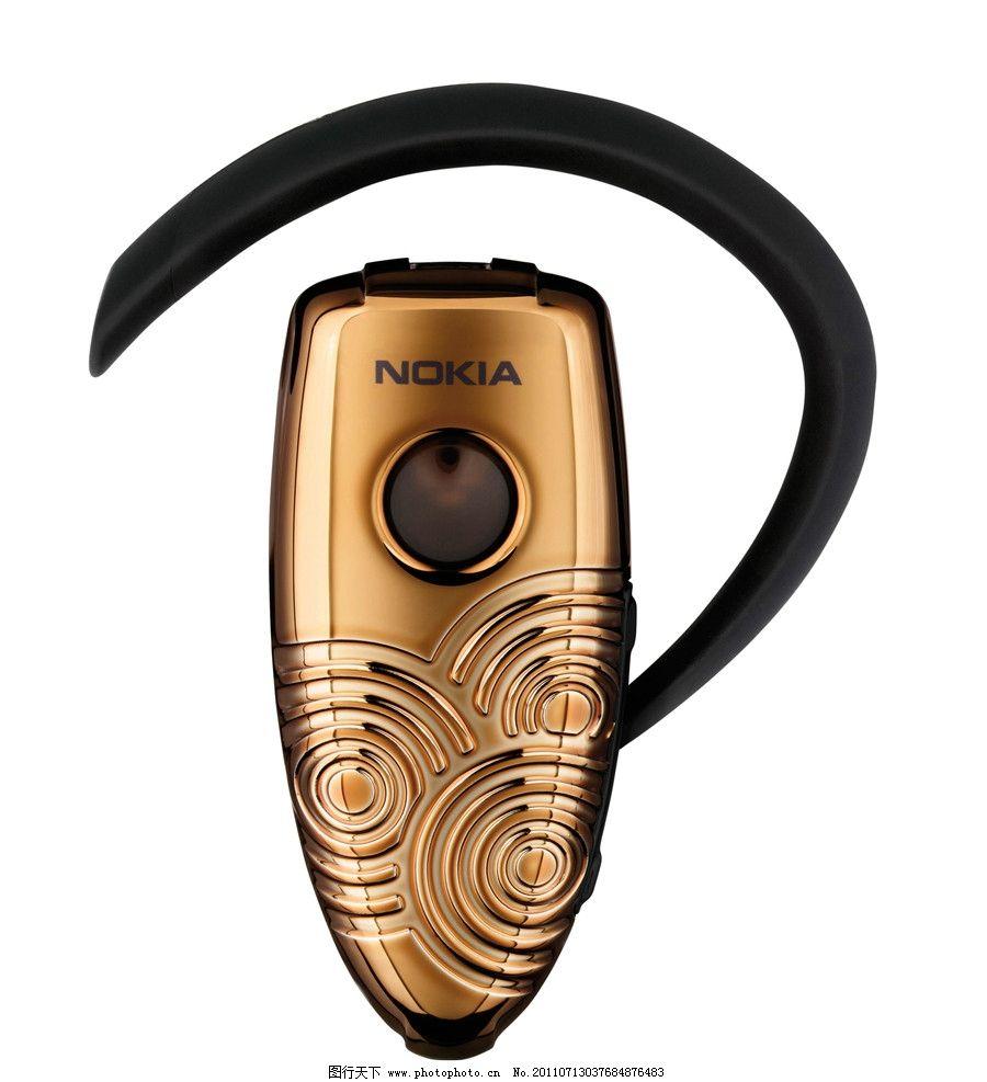 诺基亚/诺基亚蓝牙耳机 bh 302图片