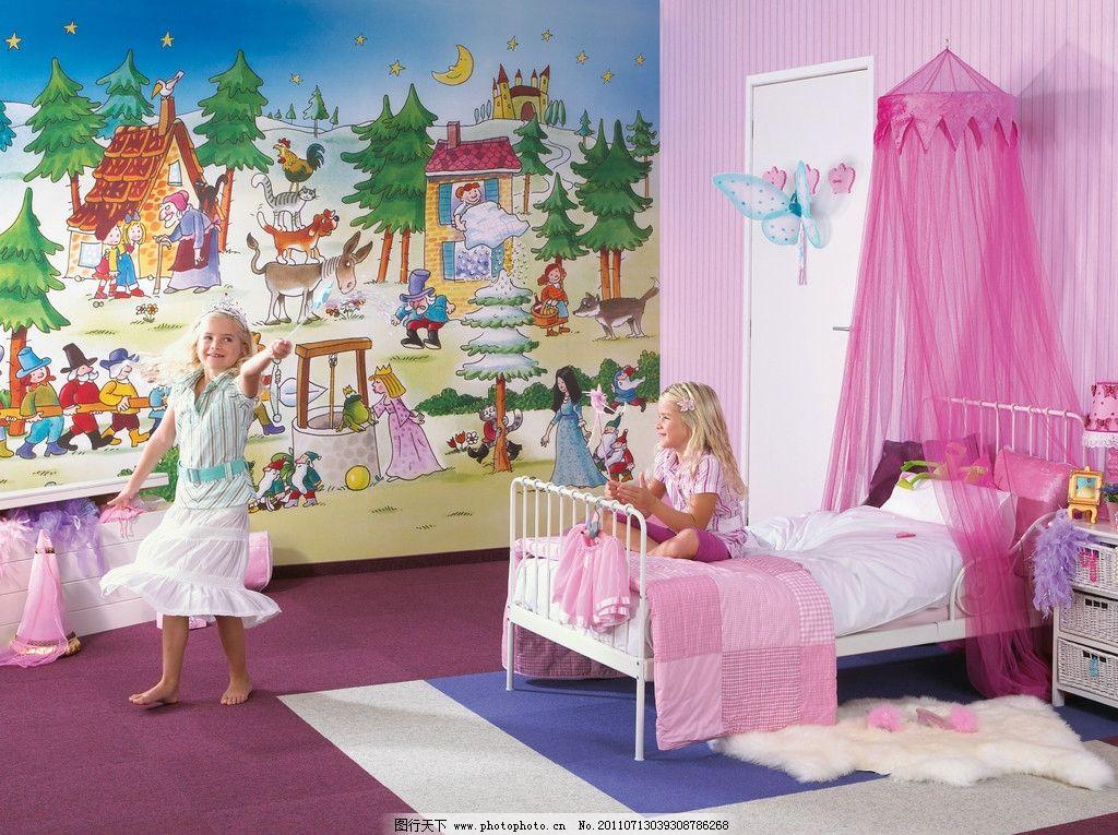 儿童房间图片
