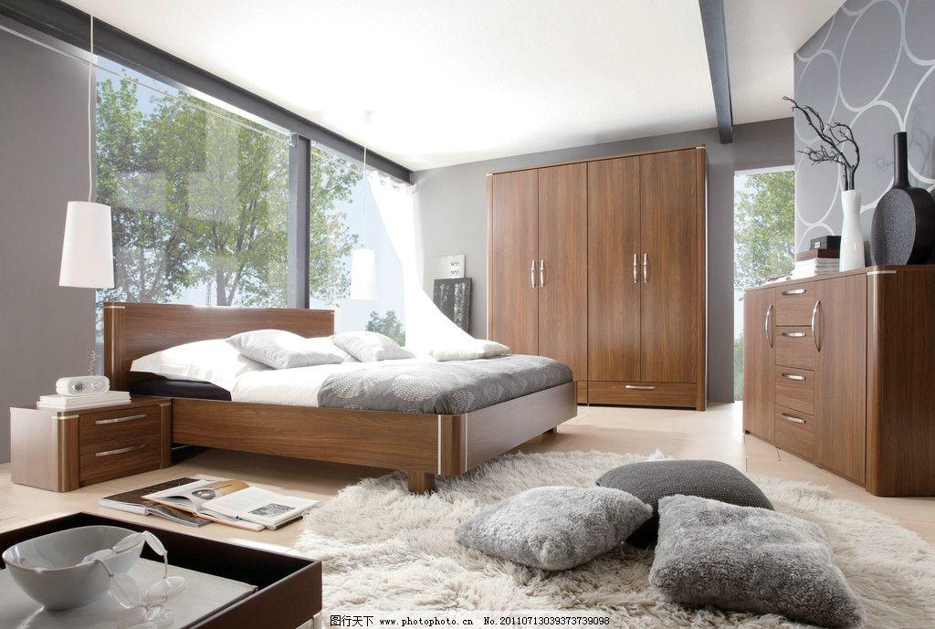 豪华卧室图片