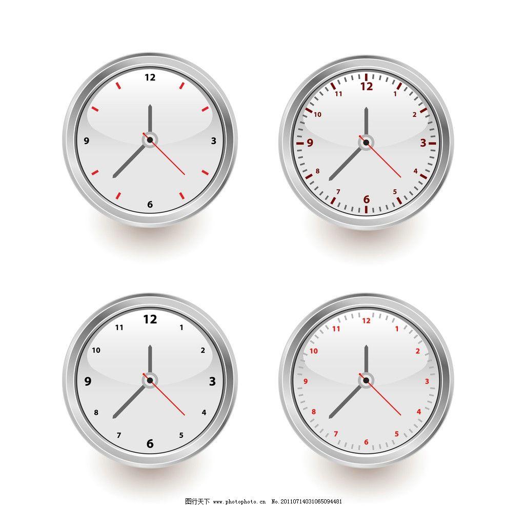 钟表 表 指针 其他 广告设计 设计 300dpi jpg