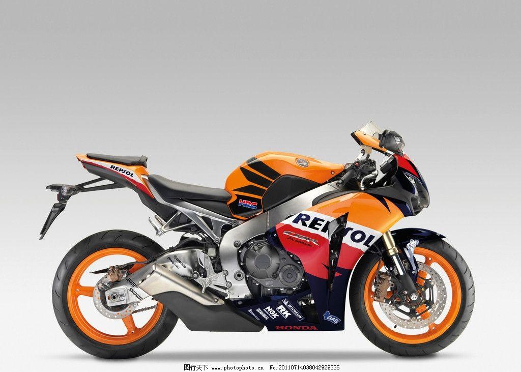本田 摩托 摩托车 交通工具 现代科技 摄影