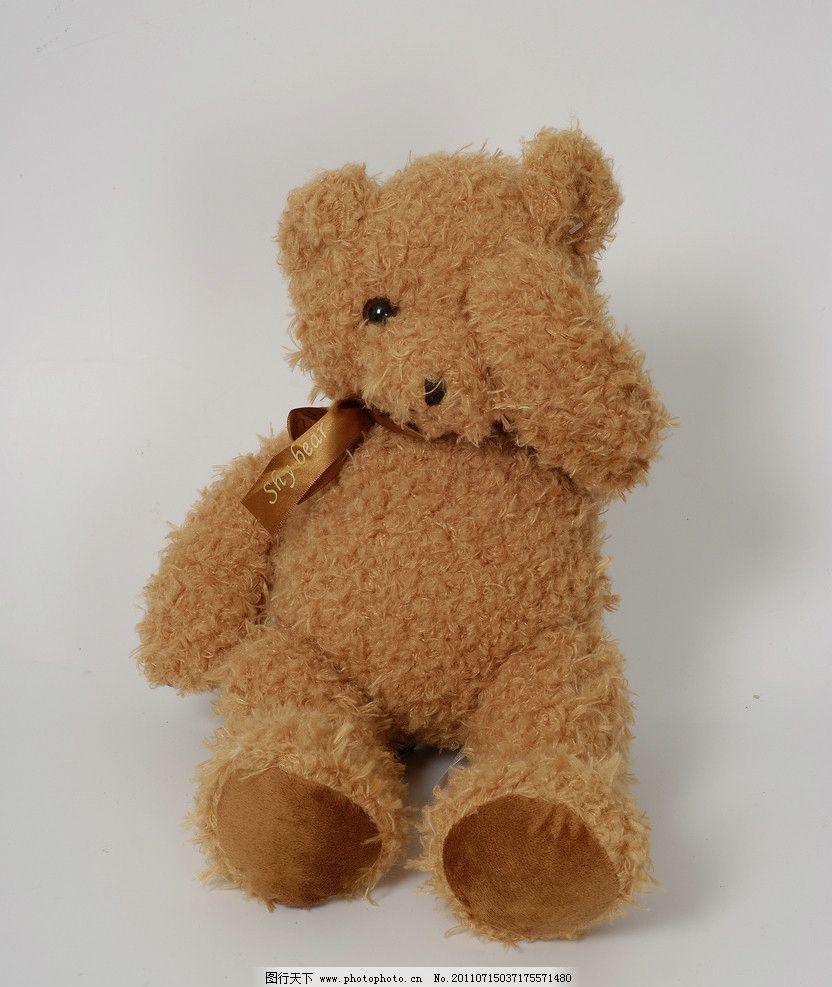小熊 可爱玩具