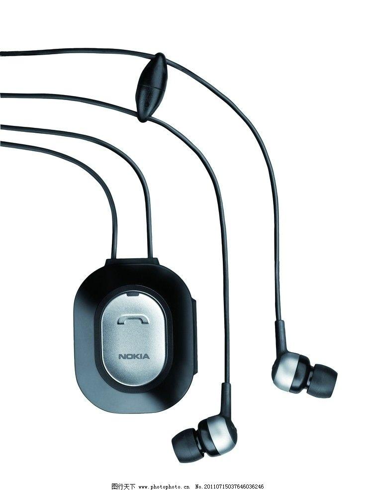 诺基亚/诺基亚蓝牙耳机 bh 103图片
