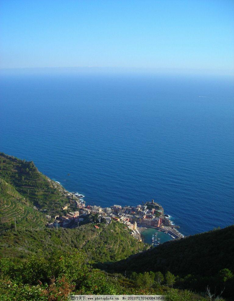地中海风光图片