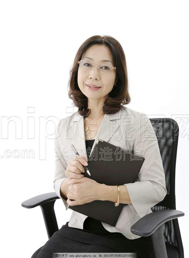 摄影图库 人物图库 日常生活  职场人物 职业女性 白领 白领丽人 经理