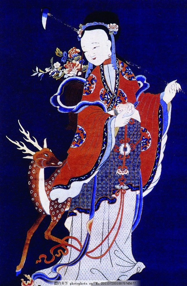 传统人物 古代仕女