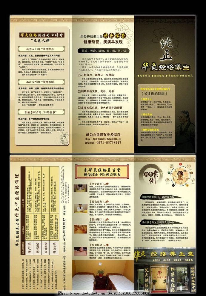 中医宣传栏边框