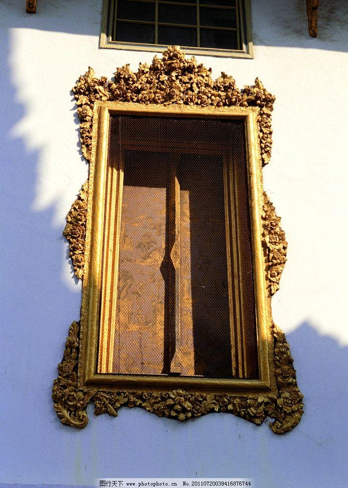 窗户边框图片