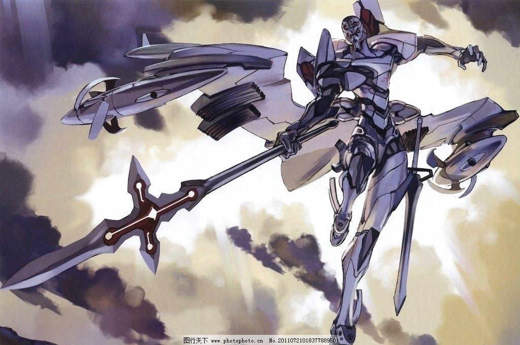 新世紀福音戰士 eva 動漫 日本動漫 游戲角色 游戲 設計圖 機器人