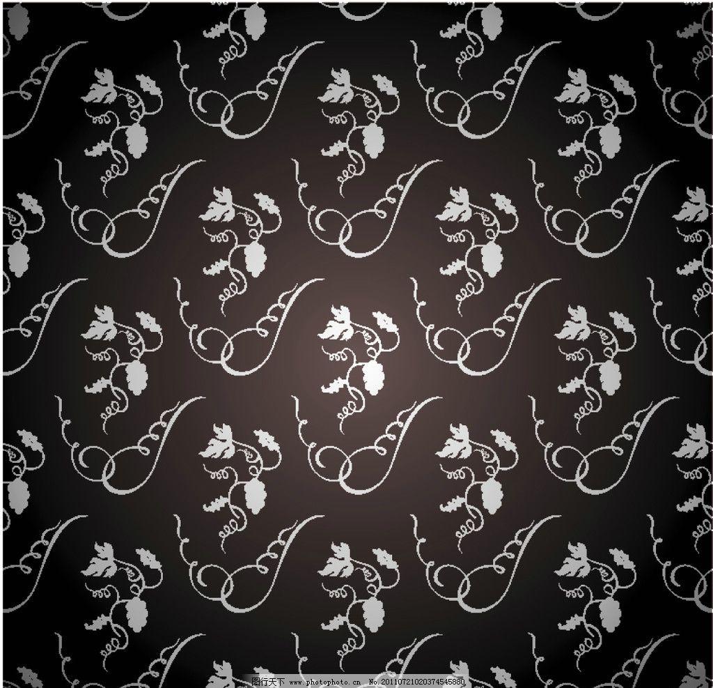 传统花纹 古典 欧式花纹边框