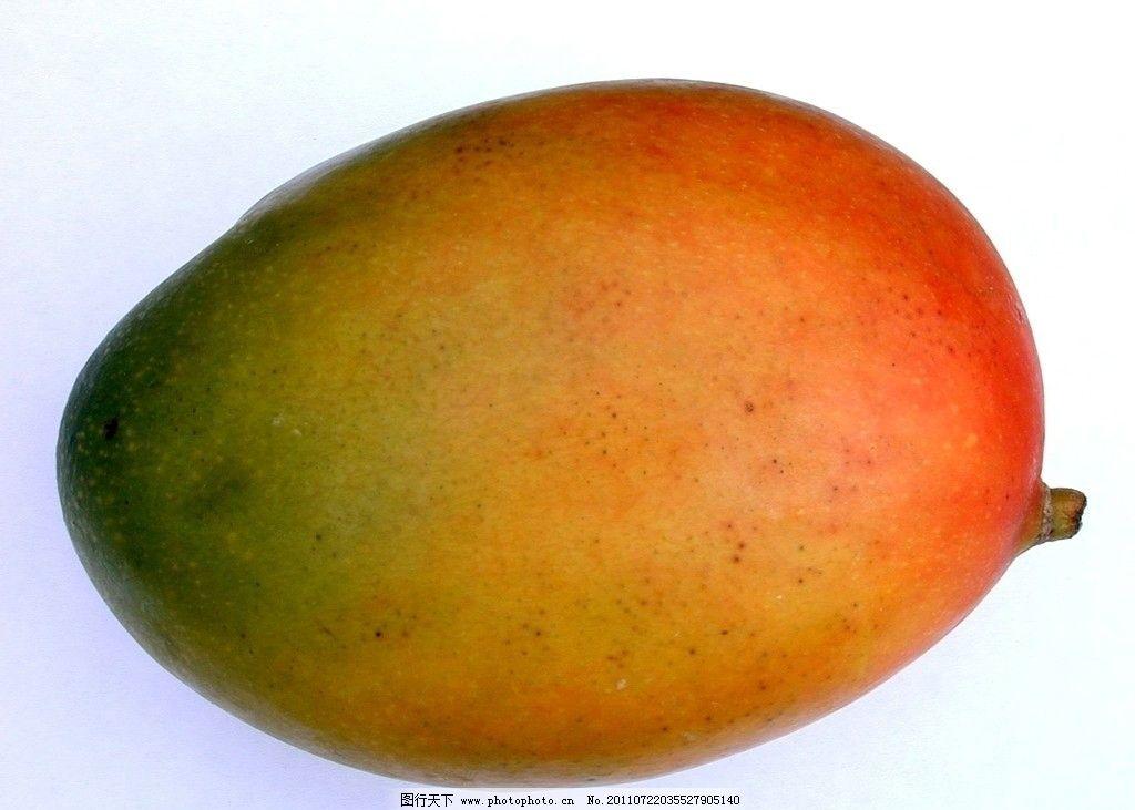 芒果 水果 泰国芒 设计 jpg 红色水果 生物世界 摄影 72dpi
