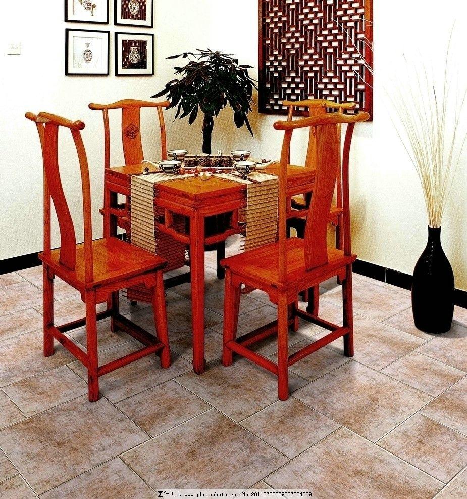 中式餐桌图片图片