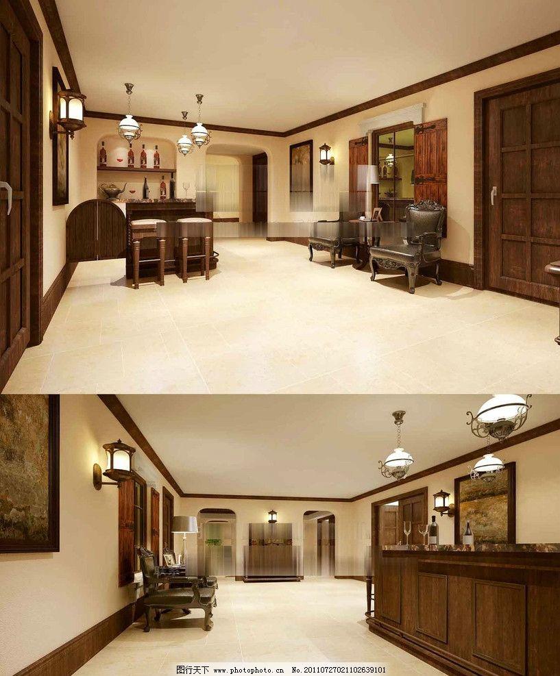 欧式古典客厅 家装模型 3D家装模型 工装模型 3D室内设计 环境艺术设计 欧式风格 室内模型 3D设计模型 别墅设计 别墅模型 别墅装修 别墅效果图 源文件 MAX