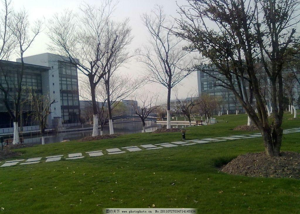 复旦大学风景图图片