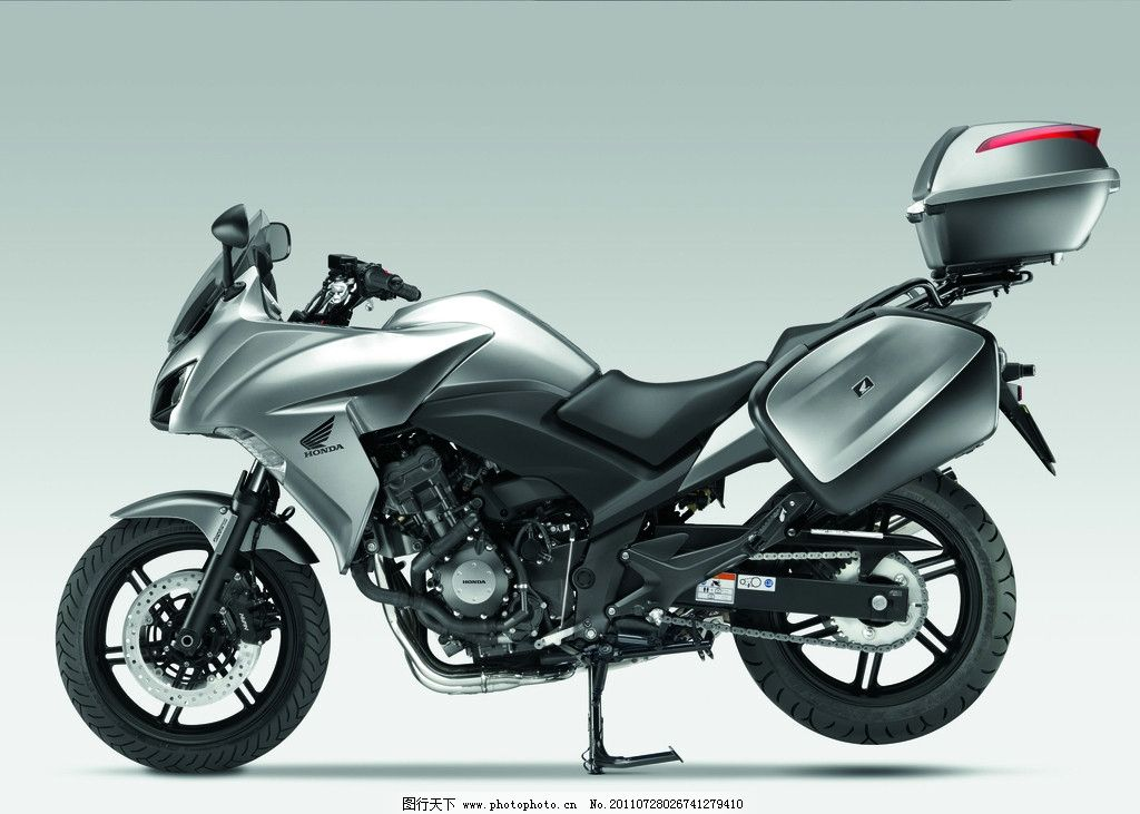 本田 摩托车 交通工具 现代科技 黄色摩托车 日本进口 设计 300dpi