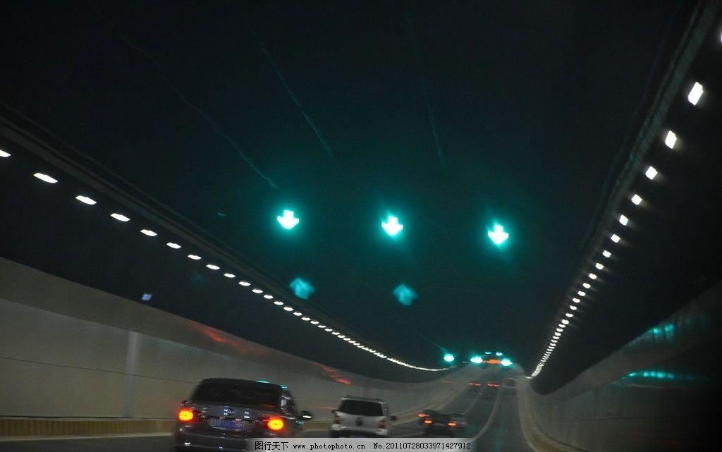 青岛胶州湾海底隧道图片