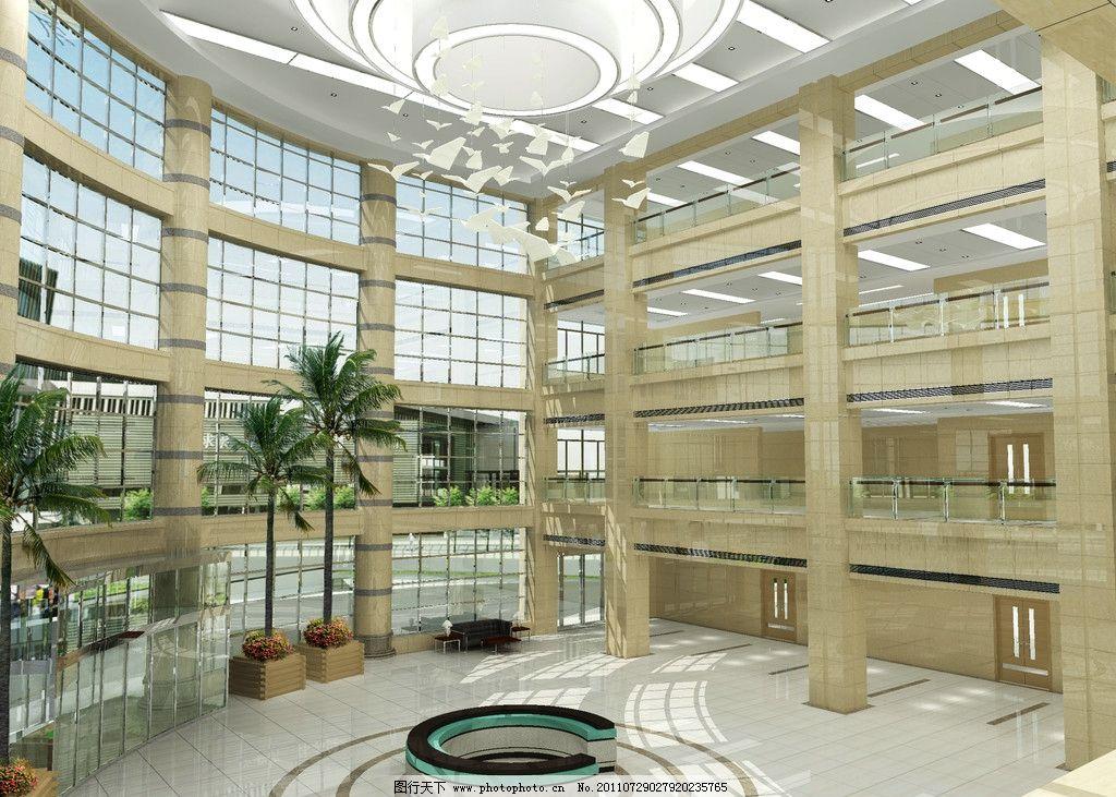大厅 医院前厅 门诊 室内设计 环境设计 设计 1200dpi jpg