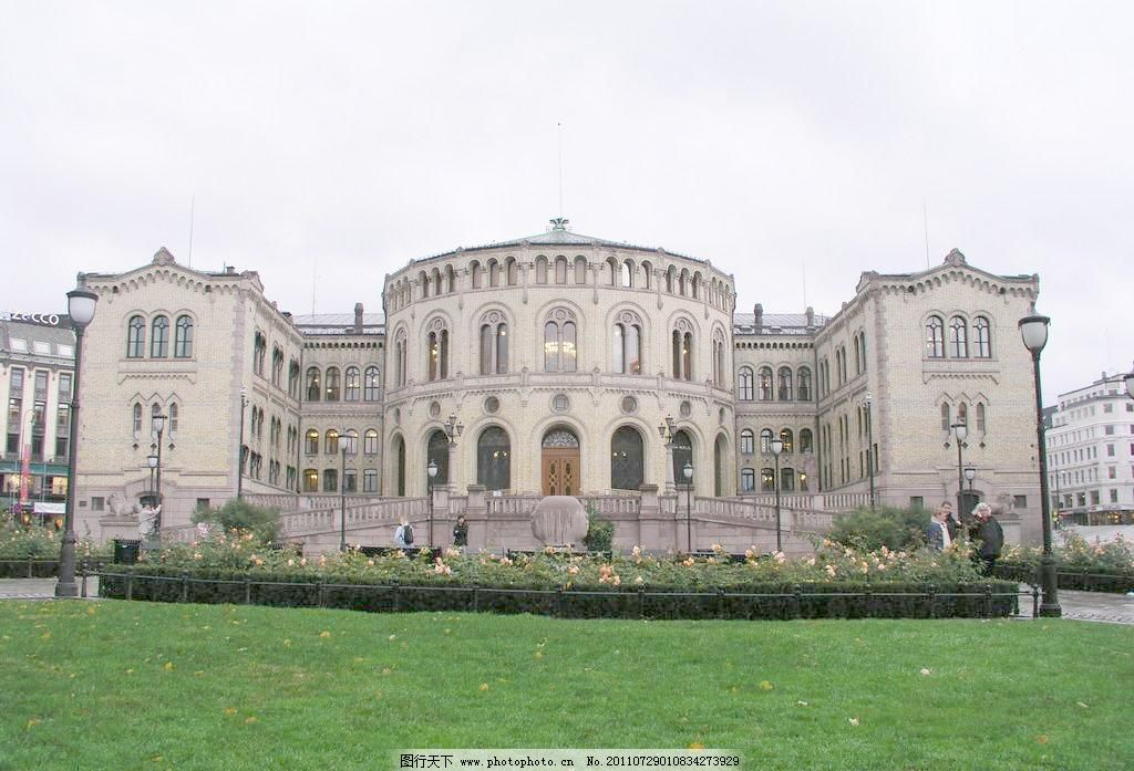 欧式建筑图片