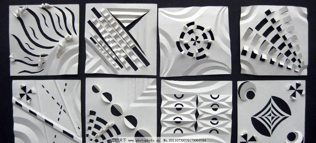 立体构成创意折纸图片