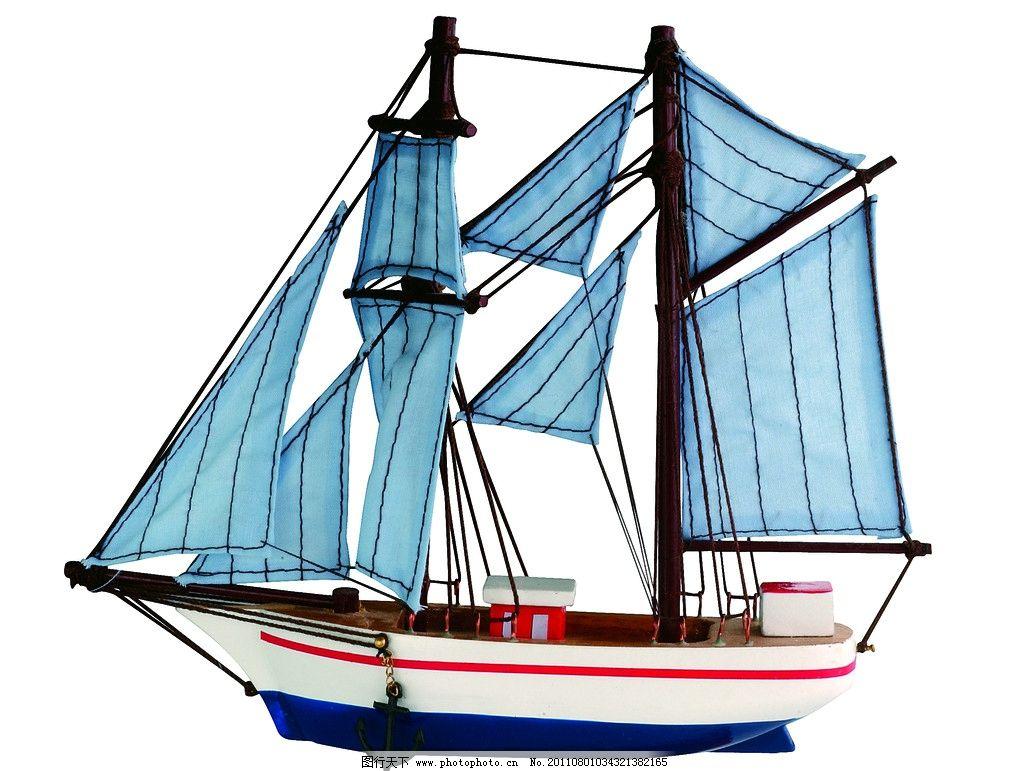 废品制作帆船步骤
