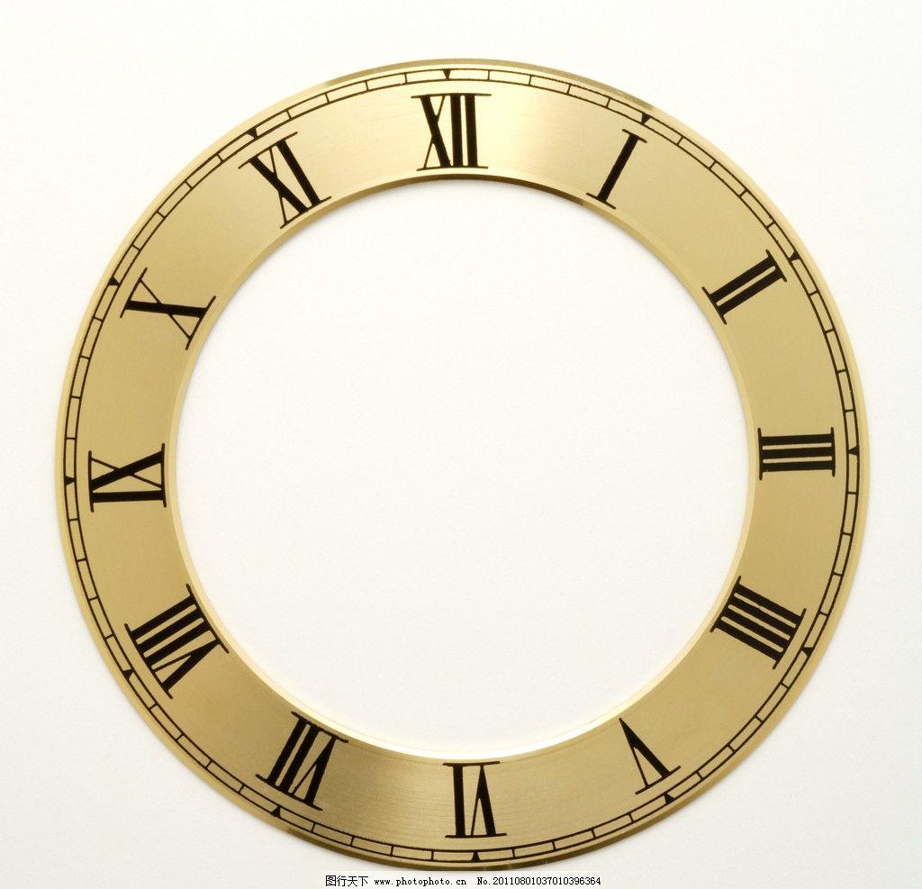 表盘 罗马数字 钟表 表 时间 时钟 数字 生活素材 生活百科 摄影 350