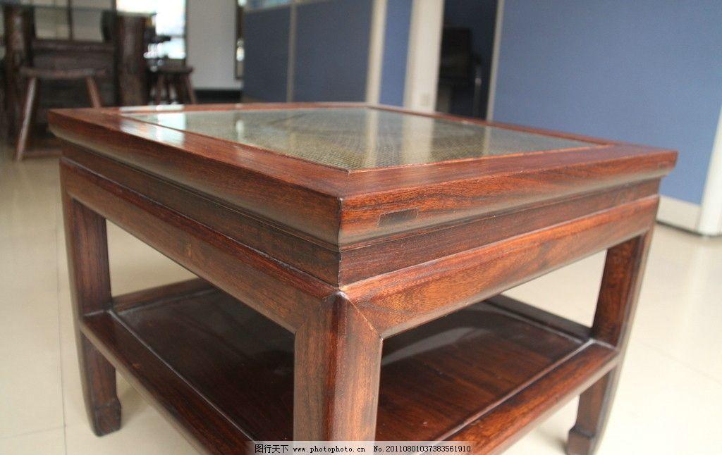 红木桌图片