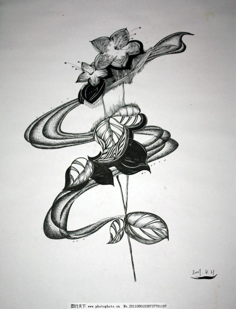 抽象画 平面构成 线条 美术绘画 文化艺术 摄影 72dpi jpg