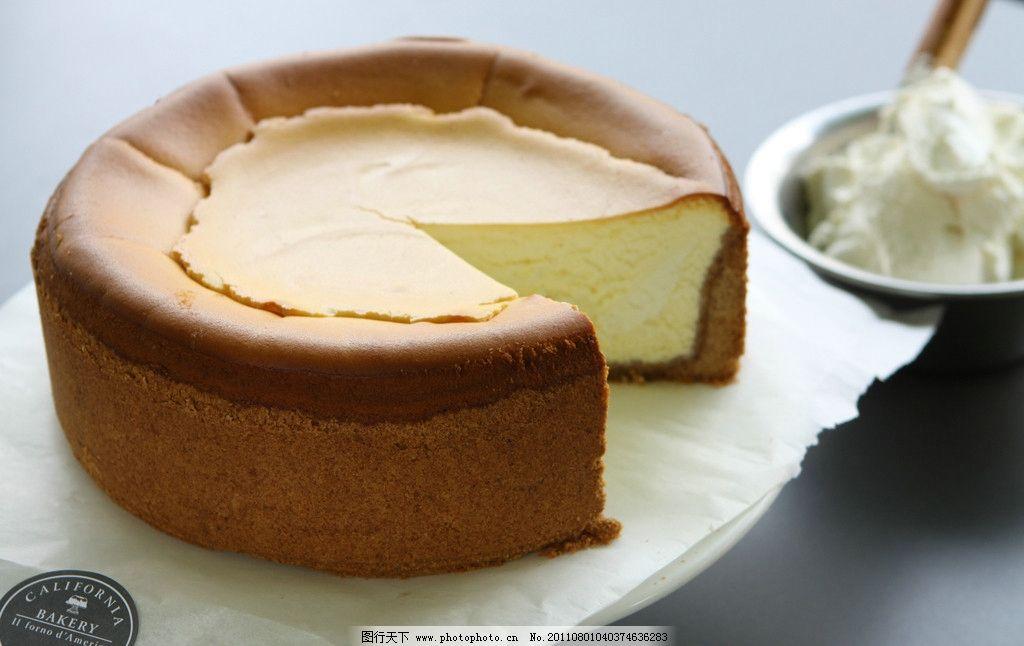 欧式蛋糕图片