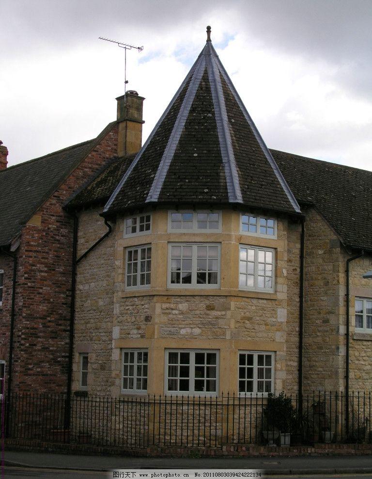 古建筑 窗户 城堡 石墙 罗马柱 英国 欧式建筑外观 外观拍摄 教堂