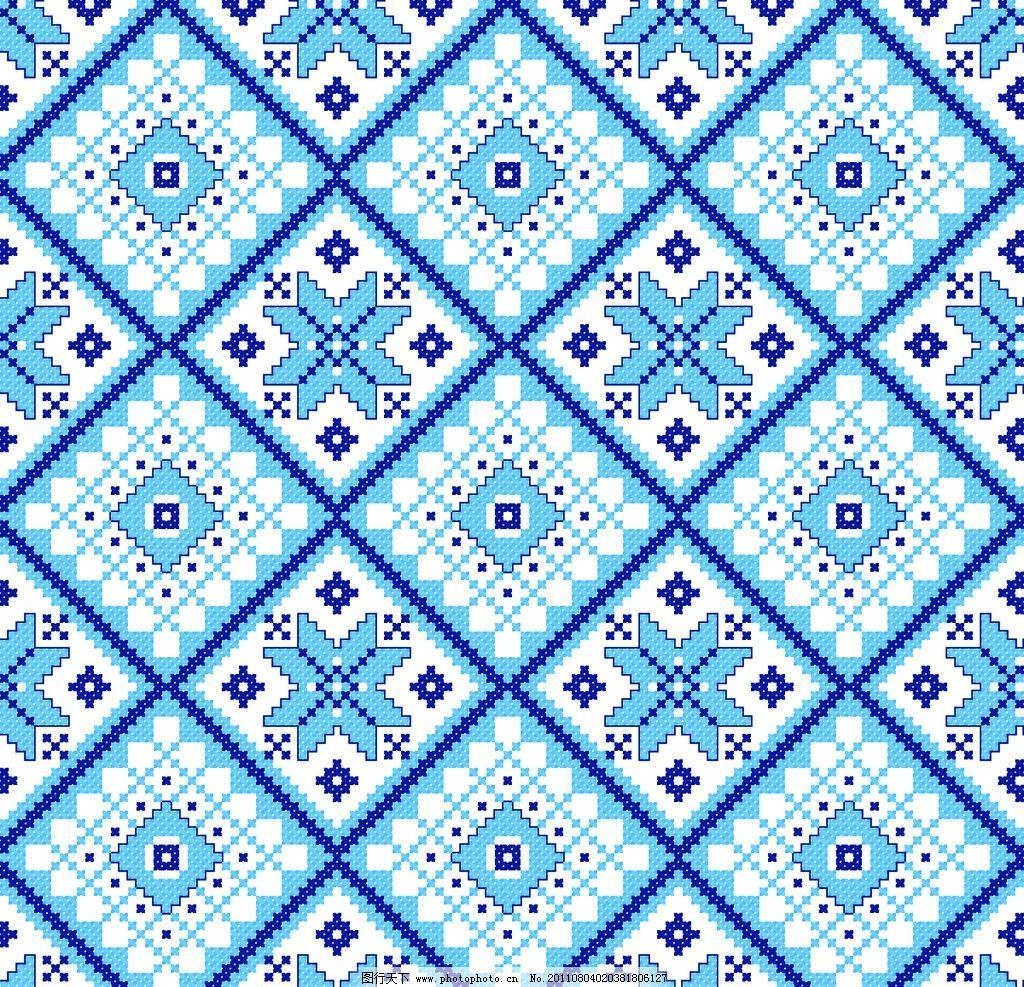 布纹 布纹花纹 花纹 传统 欧式古典花纹背景 古典花纹 墙纸花纹 壁纸