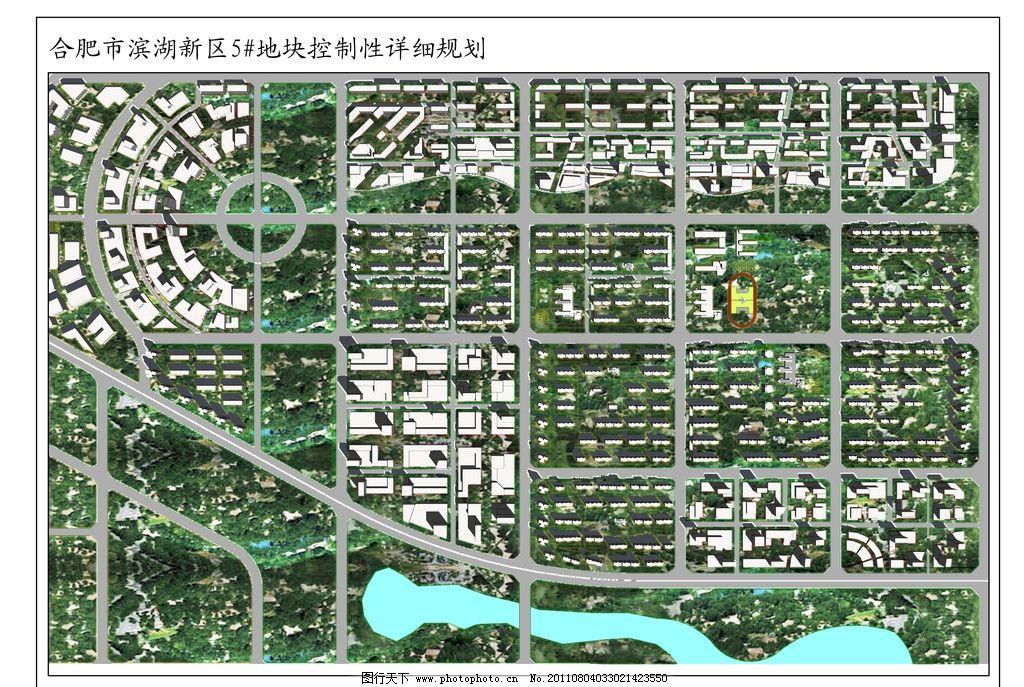 城市设计平面图图片