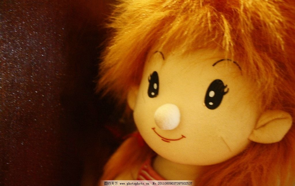 可爱女孩 布娃娃 摆设