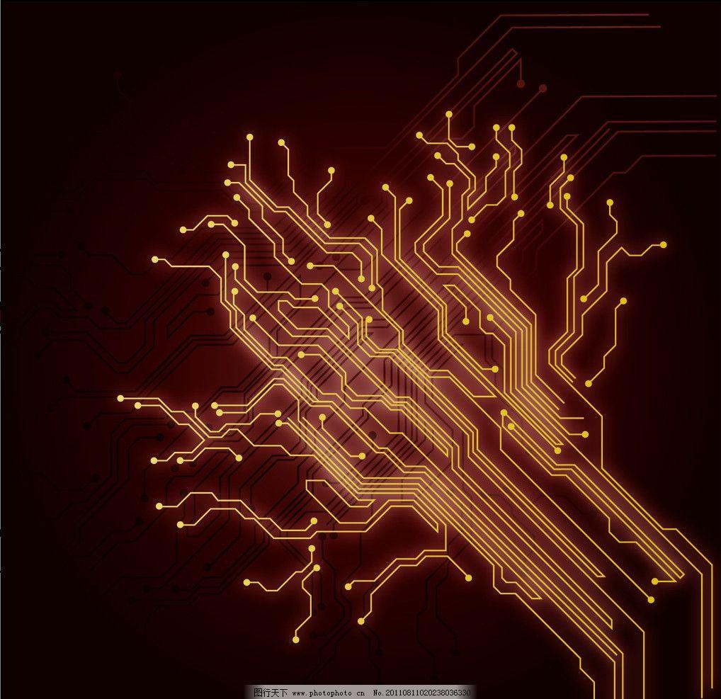 电路板 电路板背景 电路板底纹 集成板 科技 工业生产 现代科技