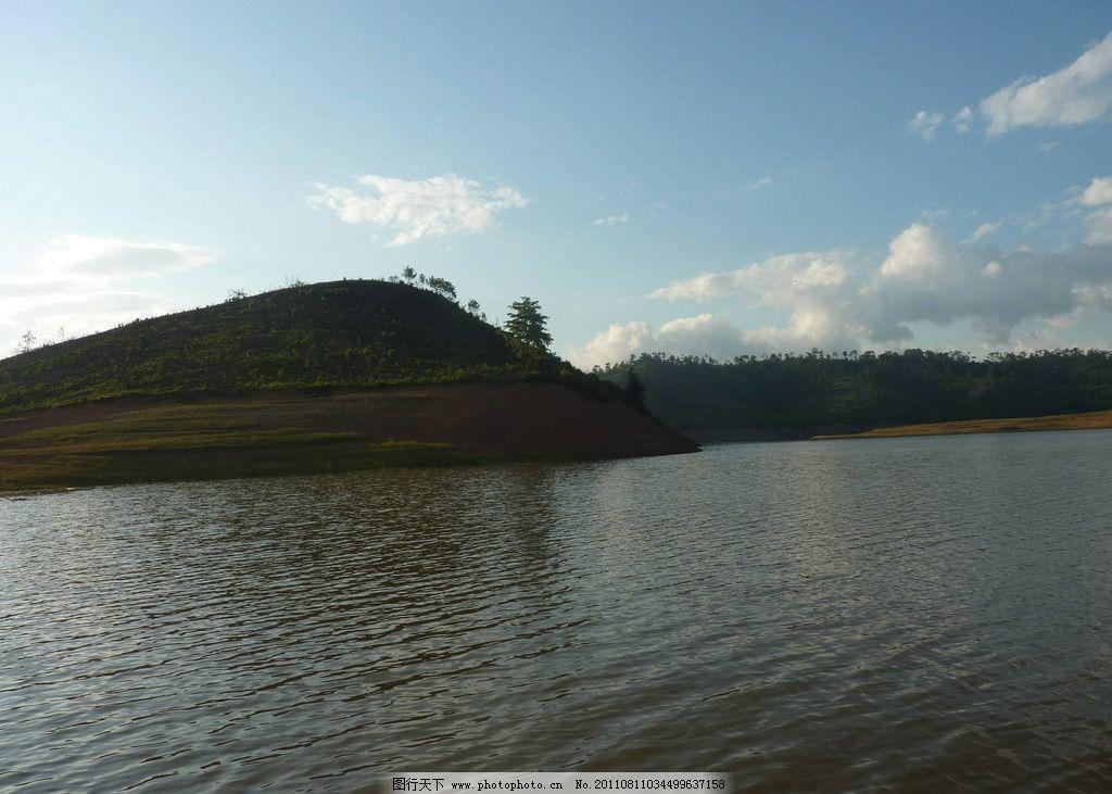 那板水库青山绿水 青山 绿水 风景 旅游 蓝天白云 湖水 山水风景 自然