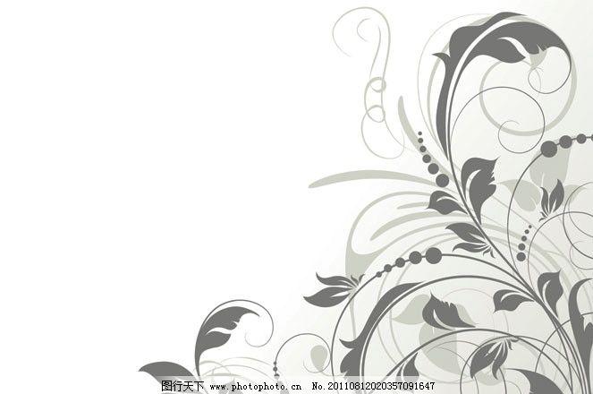 古典花纹花边图片
