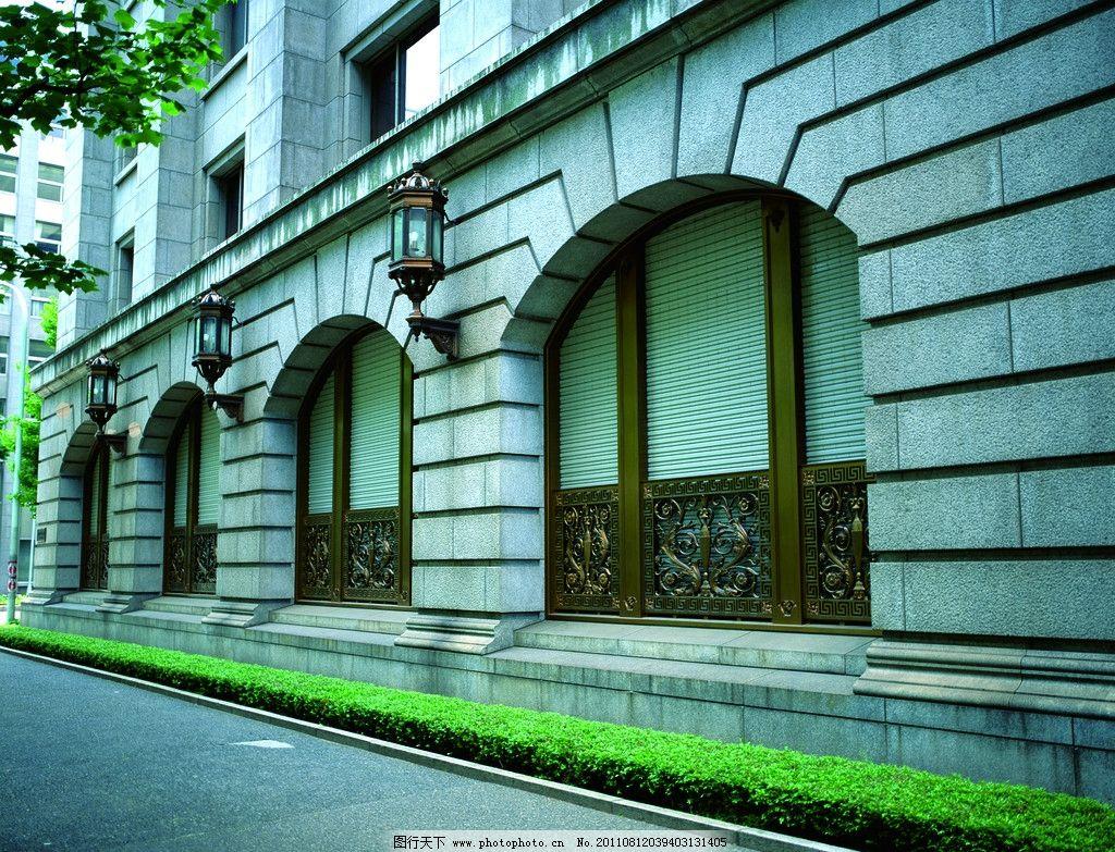 外墙 外墙砖 欧式 楼房 效果图 外墙铺贴 街边楼 建筑摄影 建筑园林