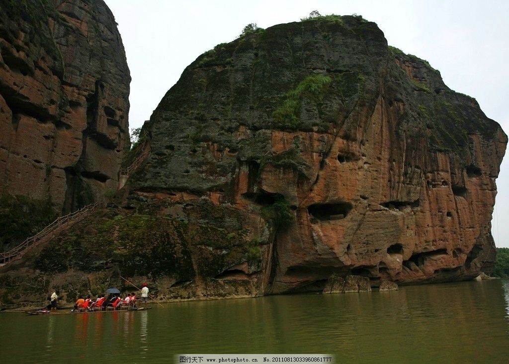 江西龙虎山 江西 龙虎山 风景 旅游 摄影 景区 景点 观光 游人 江河