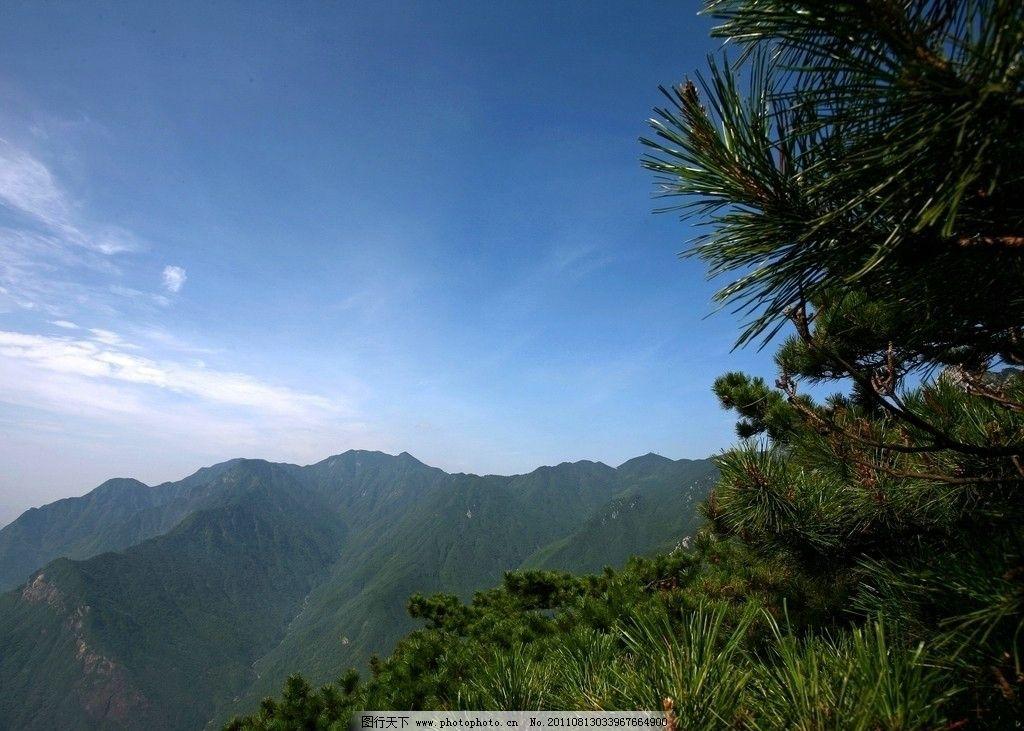 江西庐山大口瀑布 江西 庐山 大口瀑布 风景 旅游 摄影 景区 景点