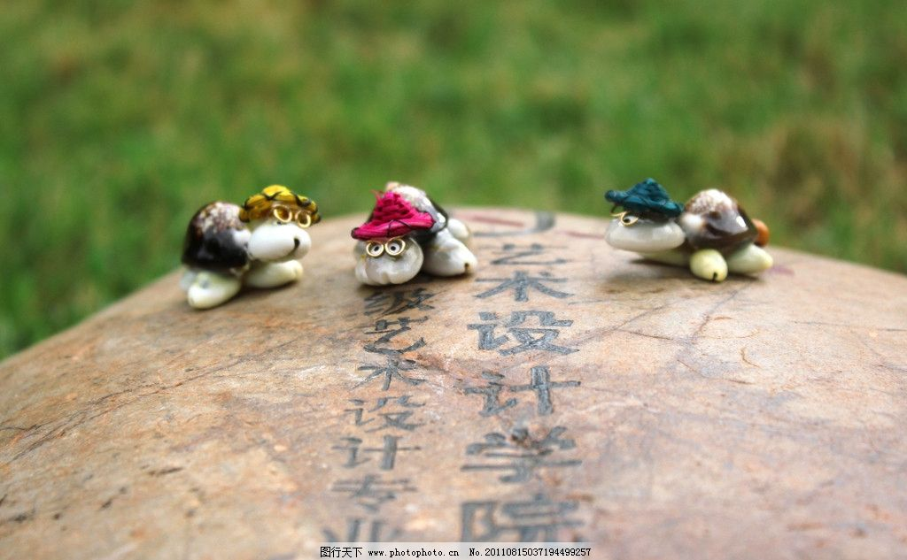 鹅卵石 乌龟 工艺品 贝壳 小乌龟 石头 壁纸 娱乐休闲 生活百科 摄影